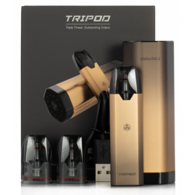 Tripod Pcc Kit 370mAh 2ml - Uwell | Ivapeo.com