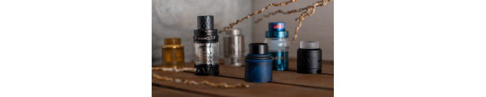Rebuildable Atomizers